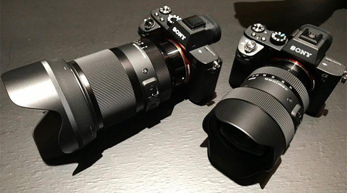Sigma скоро представит два новых объектива для камер Sony