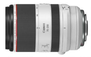 Спецификации и фото объектива Canon RF 70-200mm F2.8