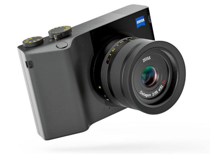 Камера Zeiss ZX1 будет представлена в ближайшее время