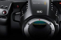 Blackmagic Design выпустили большое обновление прошивки BMPCC 4K/6K