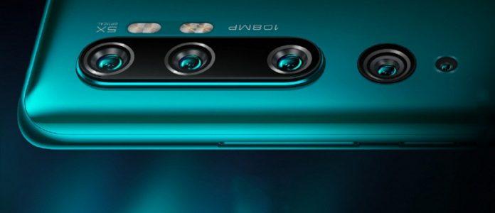 Xiaomi Mi CC9 Pro получит 5 модулей камеры, один из которых на 108 МП