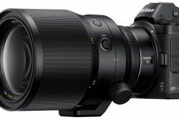 Объектив Nikon Z-Noct-Nikkor 58mm f/0.95 будет стоить 8000$