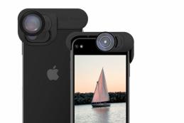 Представлены насадки для объективов Iphone 11 и Samsung Galaxy S10