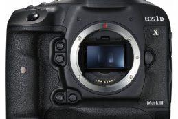 Сколько мегапикселей будет в Canon EOS-1D X Mark III