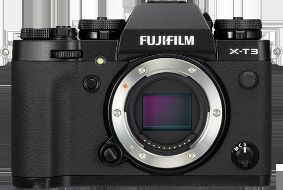 Fujifilm анонсировала крупное обновление для камеры X-T3