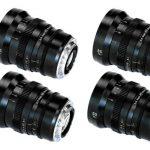 SLR Magic выпустила полнокадровые кинообъективы для EF-mount