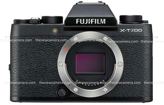 Fuji X-T200 будет представлена в начале 2020 года