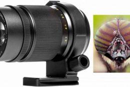 Анонсирован Mitakon Creator 85mm f/2.8 Macro 1-5X Super