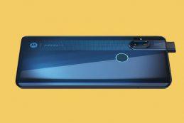 Представлен смартфон Motorola One Hyper с 64-мегапиксельной камерой