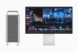 Стартовали продажи Mac Pro и монитора Pro Display XDR