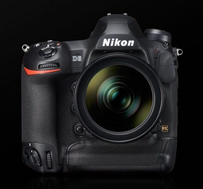 Nikon D6 не получит матричную стабилизацию