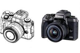 Canon M5 Mark II может получить матричную стабилизацию