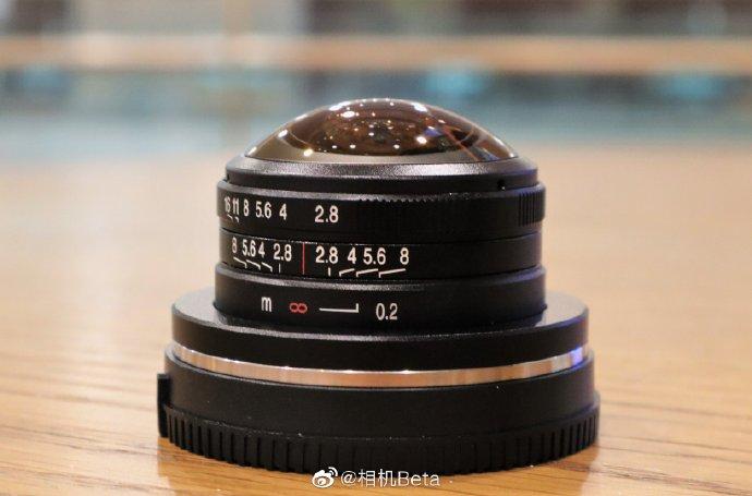 Ожидается анонс объектива Laowa 4mm f/2.8