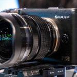 Камера Sharp 8K получила 4к60p с битрейтом 200Мб/с
