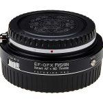 Представлен адаптер Fotodiox Canon EF/Fujifilm GFX