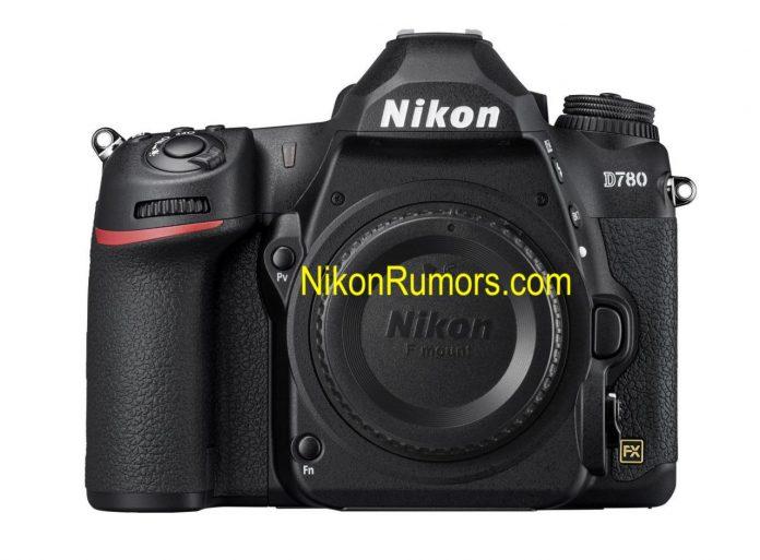 Первые изображения Nikon D780