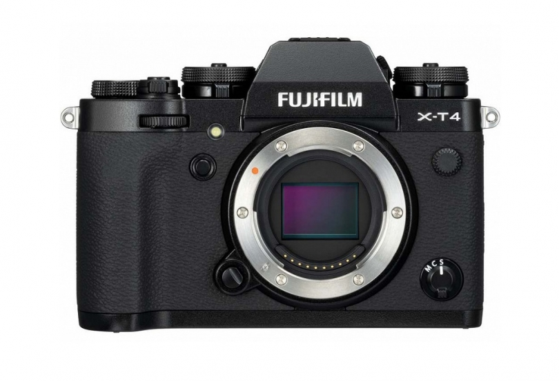 Названа стоимость Fujifilm X-T4