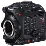 Canon анонсирует кинокамеру Cinema EOS перед выставкой NAB