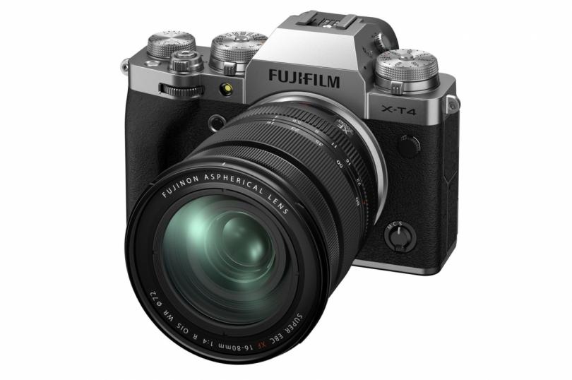 Fujifilm X-T4 получила систему стабилизации и новый экран