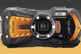 В марте анонсируют водонепроницаемую камеру Ricoh WG-70