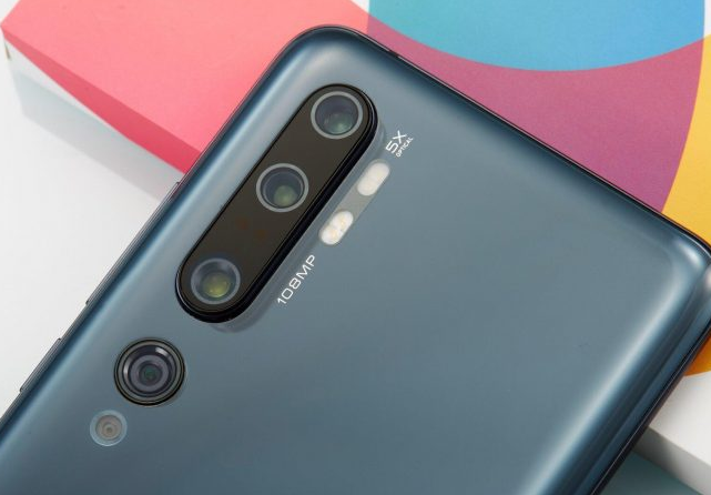 Камерофон Xiaomi Mi 10 получит 50х зум