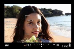 Фотокамеры Canon получат улучшенный режим АФ по глазам