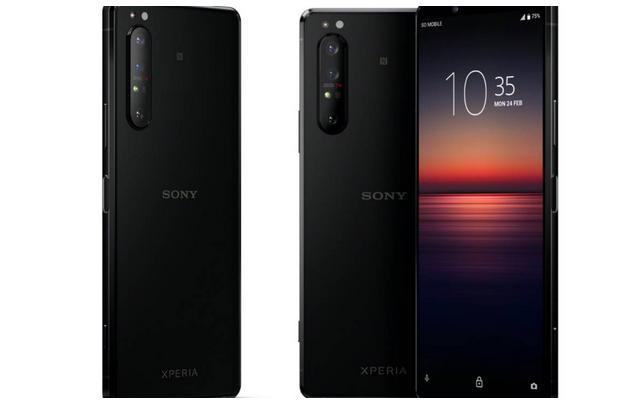 Анонсирован смартфон Sony Xperia 1 II