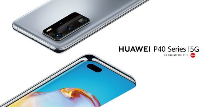 Камерофон Huawei P40 Pro+ получил рекордно большую матрицу