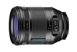 Представлен полнокадровый Irix 45mm f/1.4 для DSLR