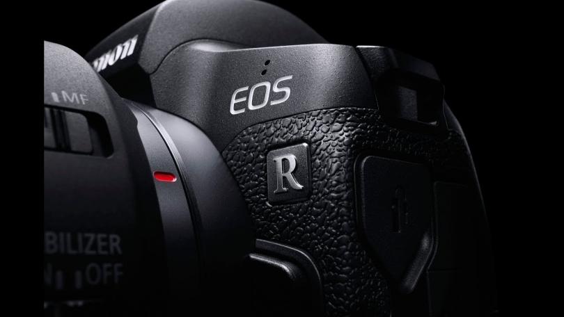Камера Canon EOS R с высоким разрешением проходит тестирование