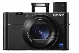 Sony выпустит компактную камеру с объективом 20-200mm