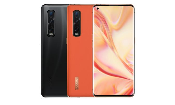 Камерофон Oppo Find 2X Pro занял первое место в рейтинге DxOMark