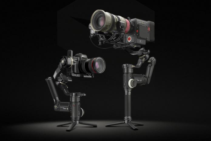 Анонсирован стабилизатор для кинокамер Zhiyun Crane 3S