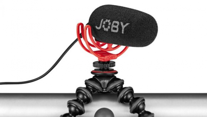 Анонсирован микрофон для влогов — Joby Wavo