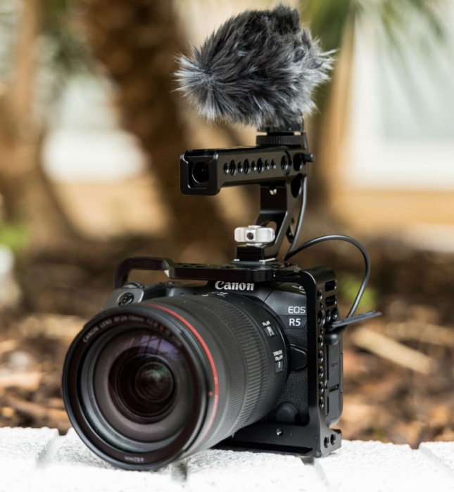 Canon EOS R5 получит сенсор разрешением 44,7 МП?