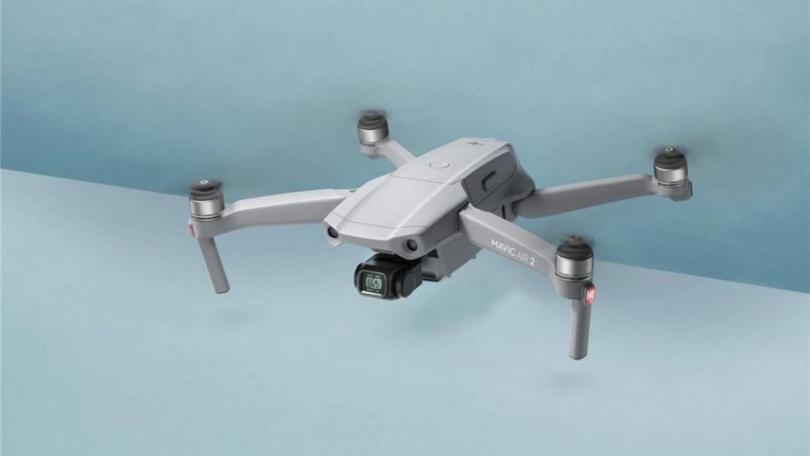 DJI анонсирует дрон Mavic Air 2 с 4K / 60p