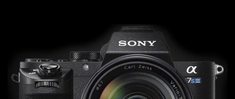 Спецификации Sony A7s III будут представлены в июне, а камера появится в конце лета