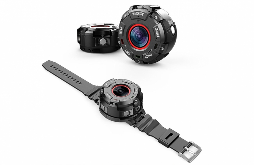 Интересная экшн-камера Rich S222