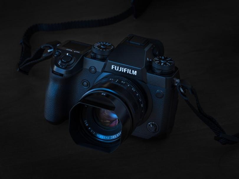 Fujifilm не похоронила линейку камер X-H