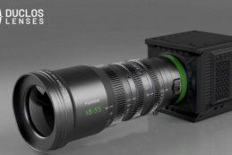 Duclos Lenses ведут работу над переходником Fujinon MK/RF Mount