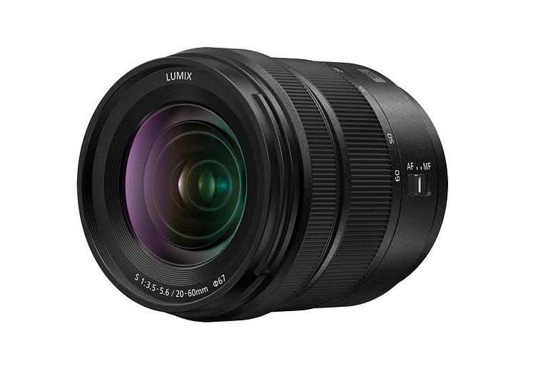 Panasonic анонсирует Lumix S 20-60mm F3.5-5.6 для L-крепления