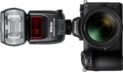 Nikon разрабатывают «умную» накамерную вспышку