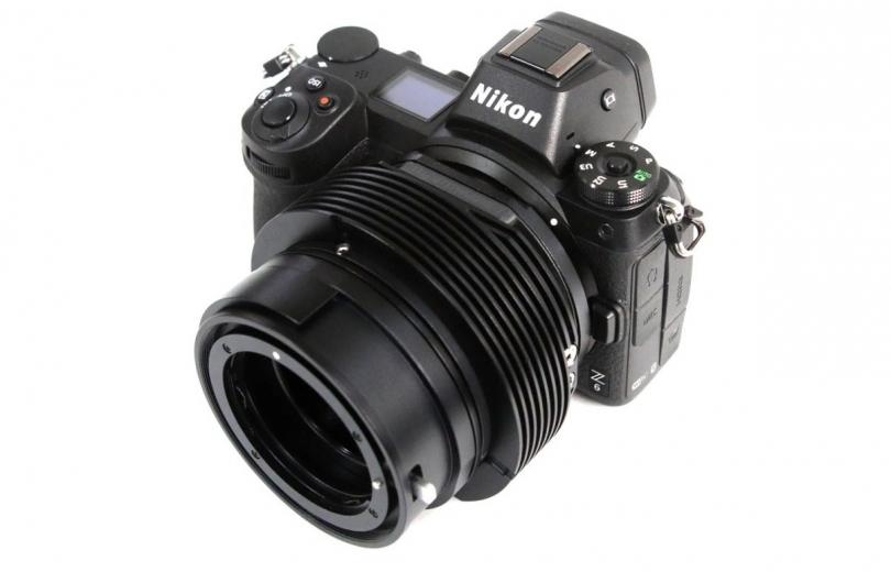 Nikon Astro Z 6 — модернизированная камера для астрофотографии