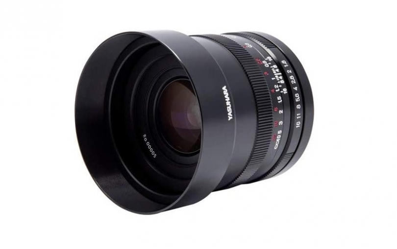 Yasuhara Anthy 35mm f/1.8 — теперь и для Sony E и Nikon Z