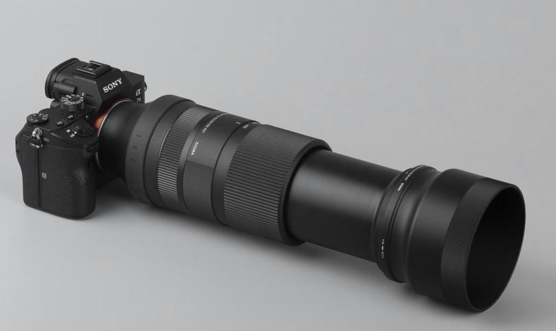 Sigma 100-400mm f/5-6.3 DG DN OS Contemporary представлен официально