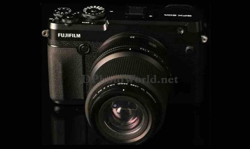 Fujifilm готовит анонс объектива Fujinon GF 30mm f/3.5 R WR