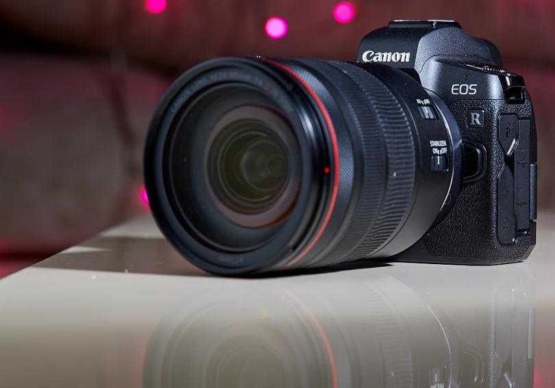 Canon выпустит новую прошивку и снизит цену EOS R