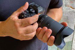 Tamron представила travel-зум 28-200mm F2.8-5.6 Di III RXD для E-mount