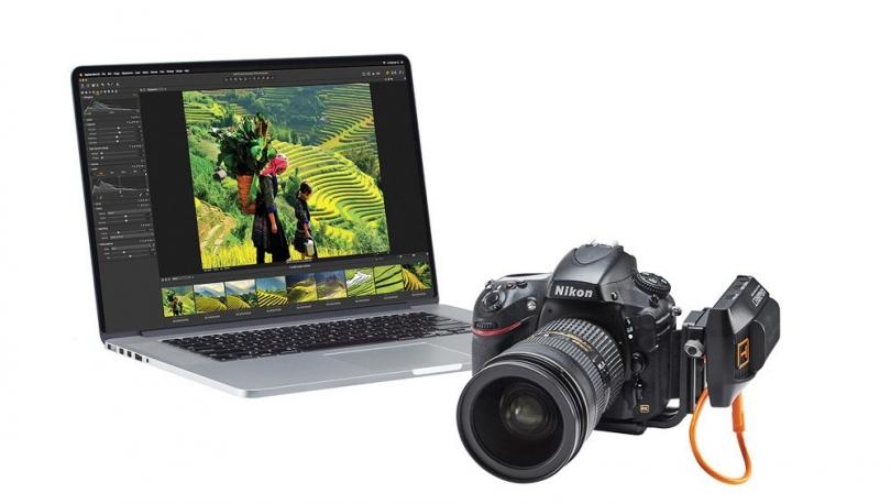 Air Direct Wireless Tethering System для передачи изображений с камеры по Wi-Fi
