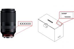 Tamron 70-180mm F/2.8 Di III VXD имеют проблему